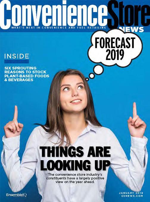 Convenience Store News January 2019