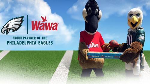 Wawa and the Philadelphia Eagles