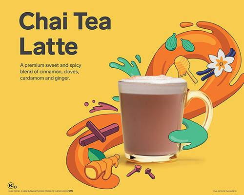 7-Eleven Chai Tea Latte