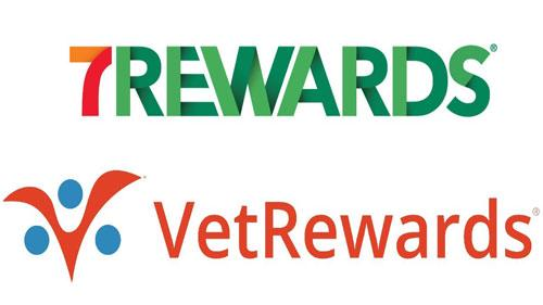 7-Eleven 7Rewards & VetRewards