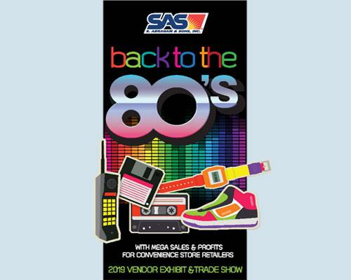 SAS Back to the 80s