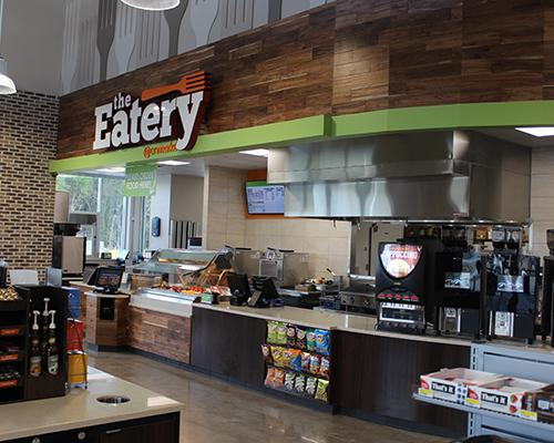 Enmarket's The Eatery