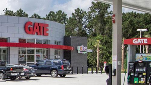 Gate Petroleum exterior