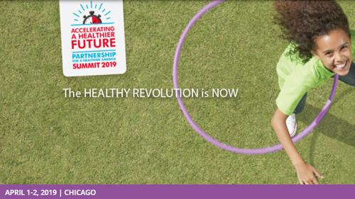 2019 Accelerating a Healthier Future Summit