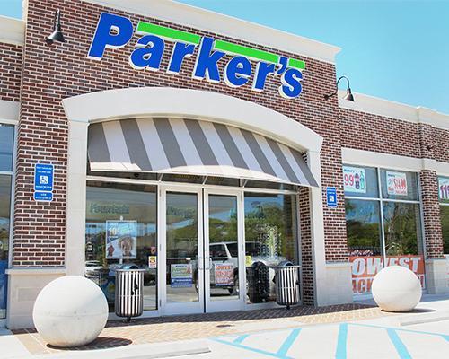 Parker's exterior