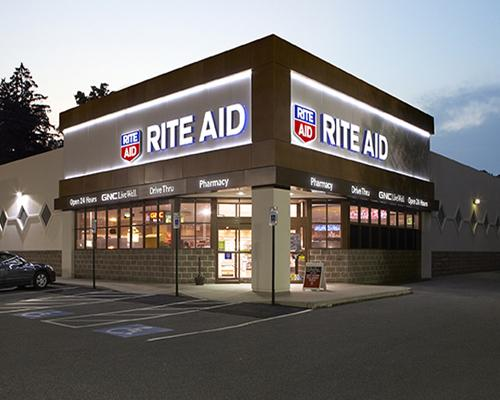 Rite Aid drugstore