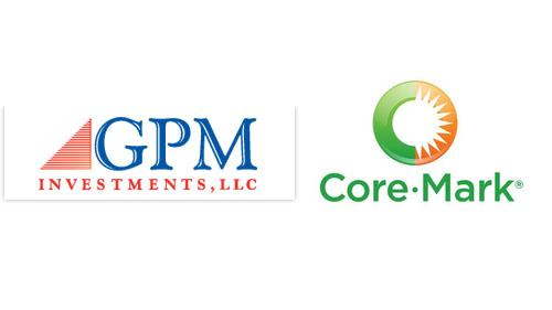 GPM Investments and Core-Mark logos