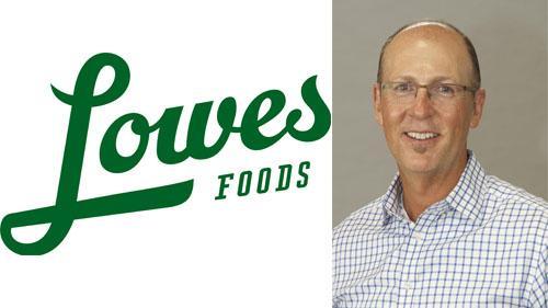 Tim Lowe, president of North Carolina-based Lowes Foods