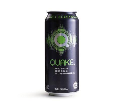 7-Eleven's Quake energy drink