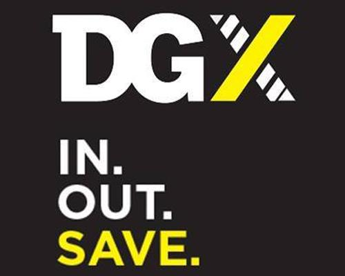 DGX Logo
