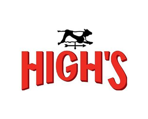 High's new logo