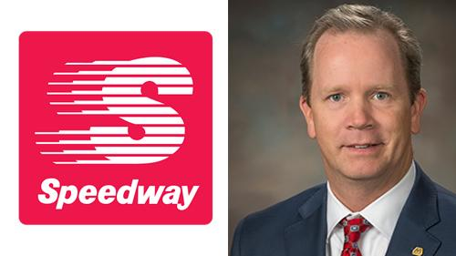 News Speedway President Timothy Griffith