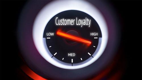 customer loyalty radar