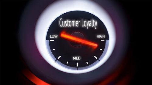 customer loyalty radar