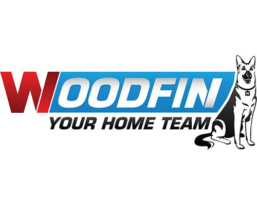 Woodfin logo