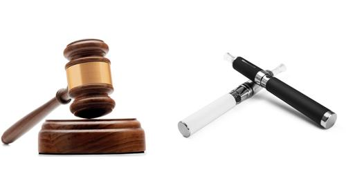 electronic cigarette legislation