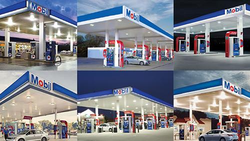 Getty Realty bought the Mobil-branded convenience and gas station sites for a total $24.5 million.