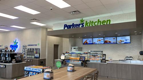 The first Parker's Kitchen in the Charleston, S.C., metropolitan area opened its doors.
