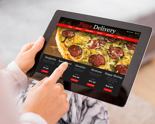 Digital restaurant orders