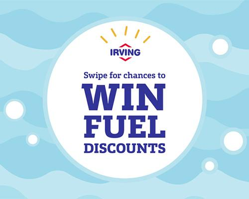 Irving Oil summer promotion
