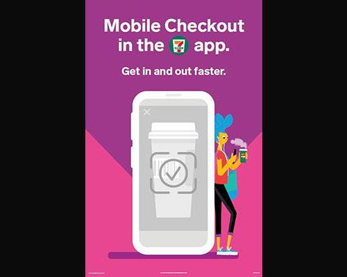 7-Eleven Brings Mobile Checkout to the Big Apple