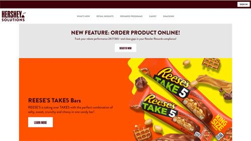 Hershey Gives C-store Retailers a New Way to Increase