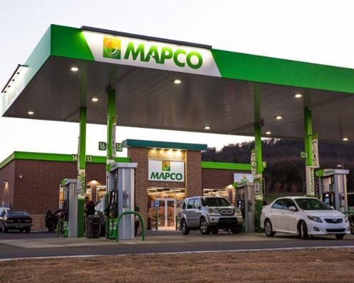 MAPCO location