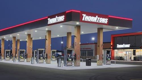 Thorntons travel center