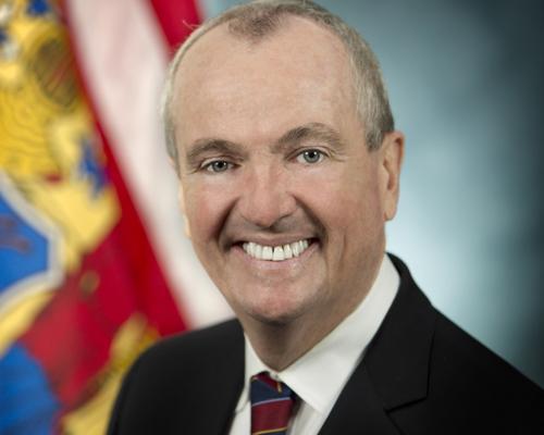 New Jersey Gov. Phil Murphy