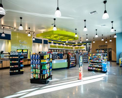 Convenience Store News 2019 Store Design Contest Best Interior Design Honorable Mention Convenience Store News