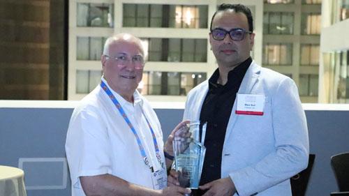 Mani Suri, senior vice president, chief information officer for 7-Eleven Inc.