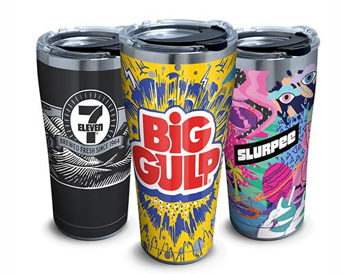 7-Eleven limited-edition cups