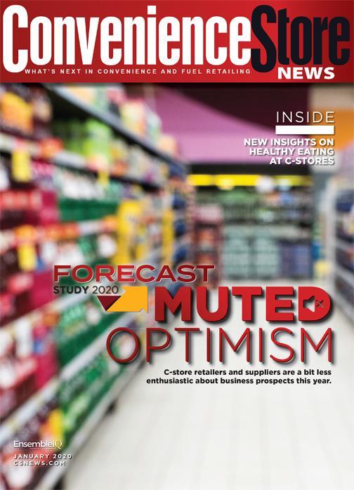 Convenience Store News January 2020
