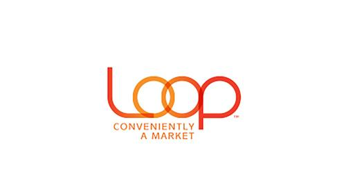 Loop Neighborhood Market's logo