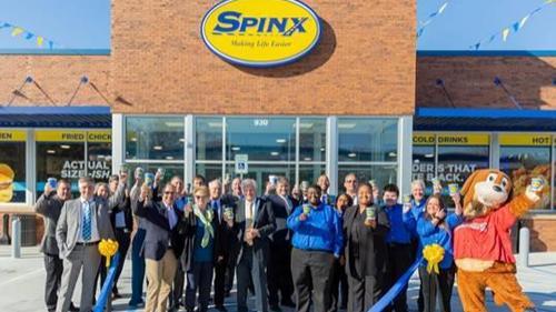 Spinx convenience store in Summerville, S.C.