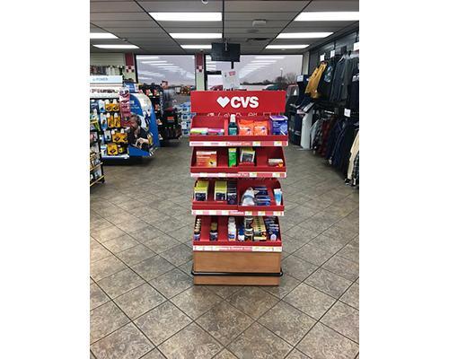 Pilot/CVS wellness kiosk