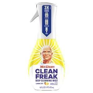 ALL PURPOSE CLEANER MR. CLEAN CLEAN FREAK Procter & Gamble