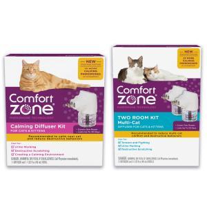 CAT CARE COMFORT ZONE CALMING DIFFUSER Central Garden & Pet