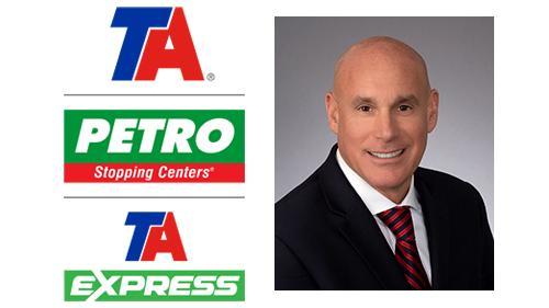 TravelCenters of America CEO Jonathan Pertchik