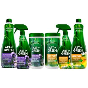 GREEN CLEANING ART OF GREEN AlEn USA