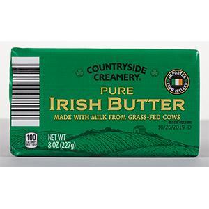 SPREADS ALDI-EXCLUSIVE COUNTRYSIDE CREAMERY PURE IRISH BUTTER ALDI Inc.