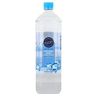 WATER NICE! PREMIUM ICELANDIC WATER 1.5L Walgreens Boots Alliance.