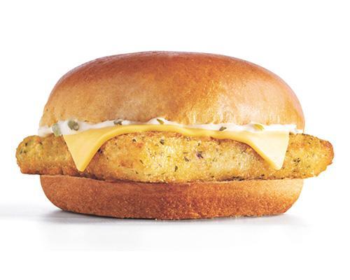 7-Eleven fish sandwich