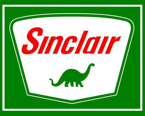 Logo for Sinclair Oil