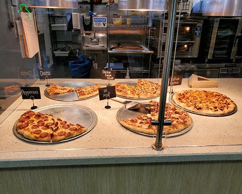 FriendShip Kitchens pizza