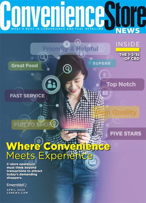 Convenience Store News April 2020