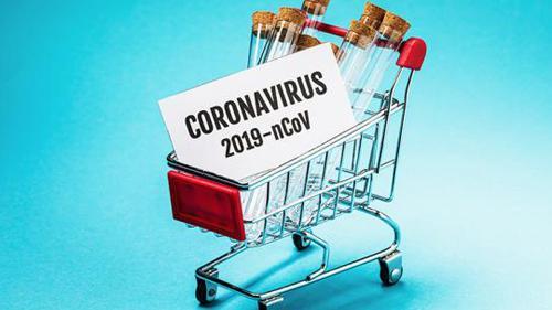 Coronavirus and shopping habits
