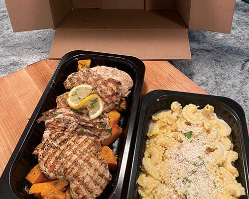 Global Partners handcrafted meals