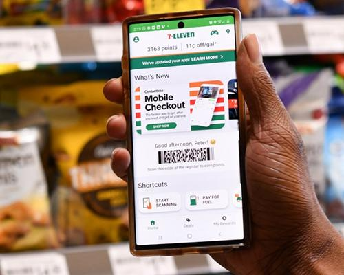 7-Eleven Mobile Payment