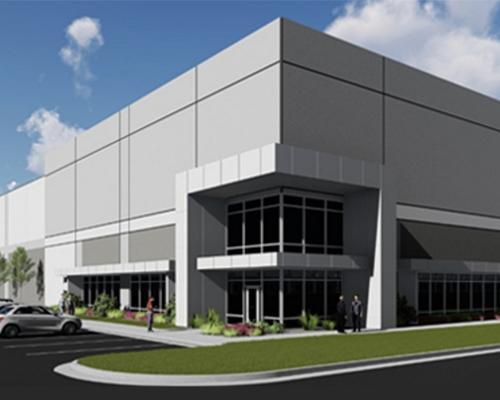 Ferrero USA Inc. opened a new distribution center in McDonough, Ga.